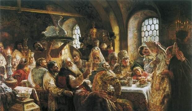 Какими были гаремы на Руси