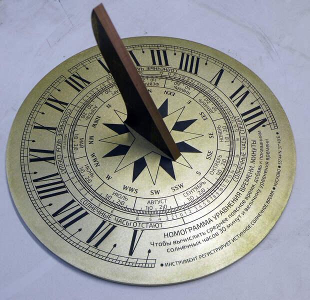 Самые сложные солнечные часы - зеркальные? Делаем и проверяем.