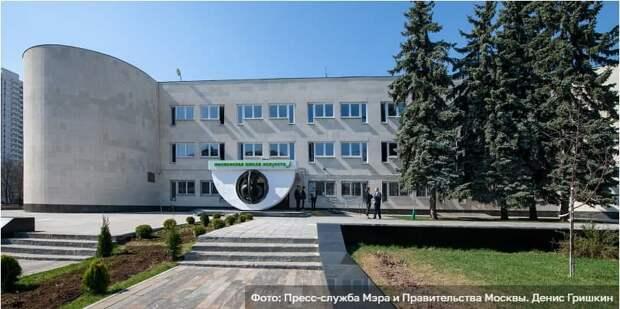 Собянин рассказал о программе благоустройства школьных дворов в Москве