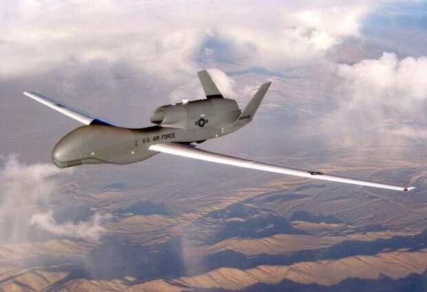 Американский стратегический беспилотник провел разведку в40 км отГорловки