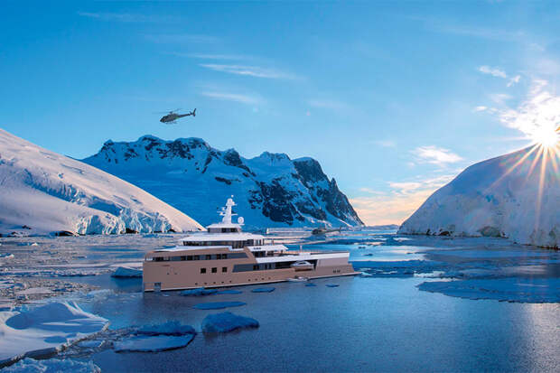 Какой будет яхта LaDatcha миллиардера Тинькова