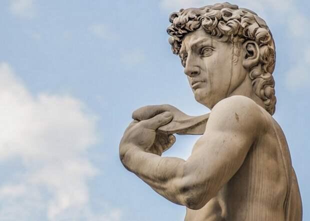 «Давид» Микеланджело: факты, о которых знает далеко не каждый