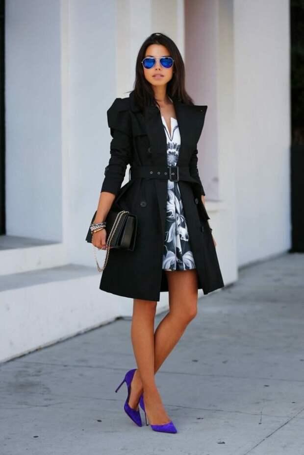 В черном цвете. 7 вещей, которые обязательно должны быть в гардеробе каждой женщины