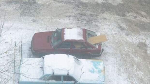 Что бывает за хамскую парковку