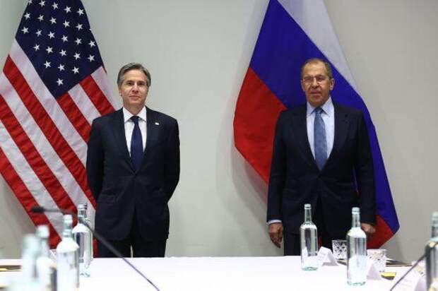 Обольщаться не стоит, но и слёзы лить рано: итоги встречи Лаврова с Блинкеном