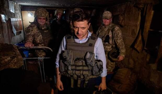 Украинский политик призвал не надеяться на мир в Донбассе при Зеленском