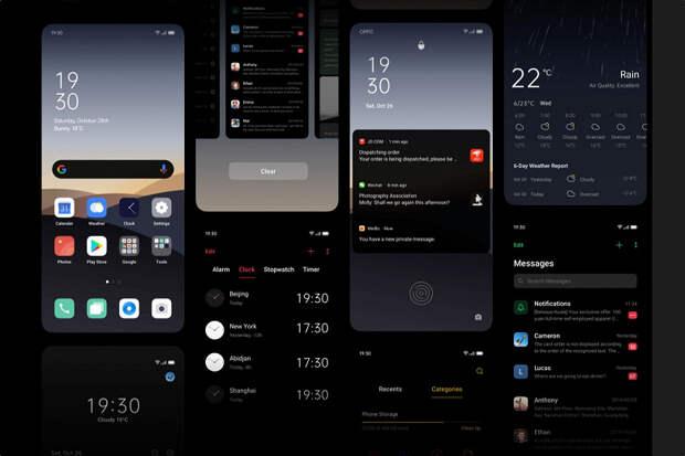 Эти смартфоны Oppo в России уже получили или вот-вот получат ColorOS 11
