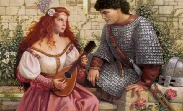 Романтичными гендерные отношения тех лет выглядят только на картинках.