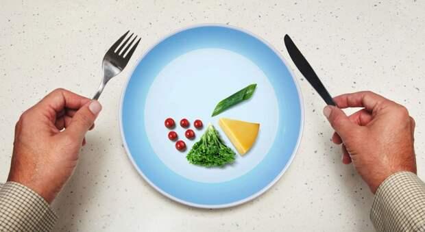 Грейзинг подразумевает частое питание маленькими порциями.