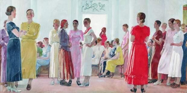 В библиотеке на Башиловской пройдет лекция о советской моде
