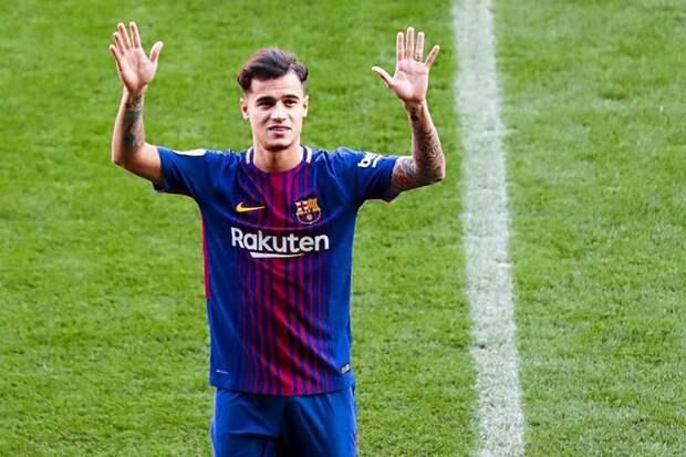 Коутиньо может продолжить карьеру в «Марселе»