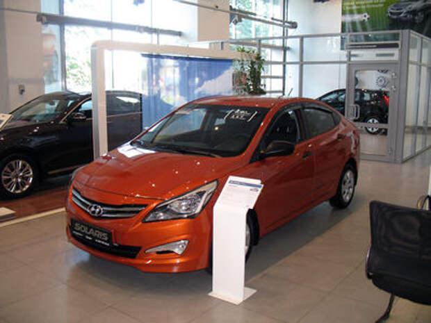 Hyundai Solaris и Kia Rio подорожали