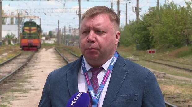 Скорость и качество железнодорожного движения улучшат в Крыму
