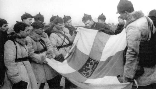 О советской «агрессии» 1939-1940гг. против Финляндии