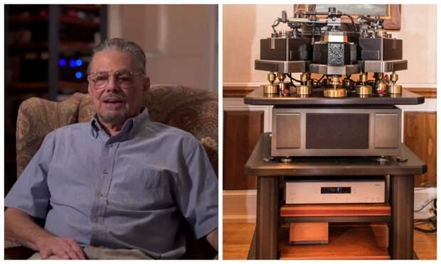 Абсолютный слух: аудиофил потратил 25 лет на создание стереосистемы с чистейшим звуком