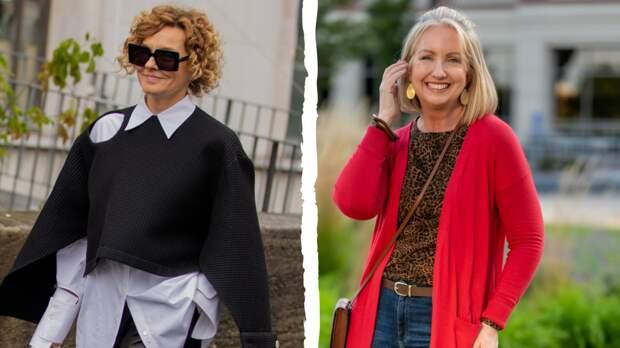 5 образов для женщин 60+, чтобы прохожие всегда смотрели вслед