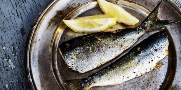 продукты для здоровья суставов: жирная рыба
