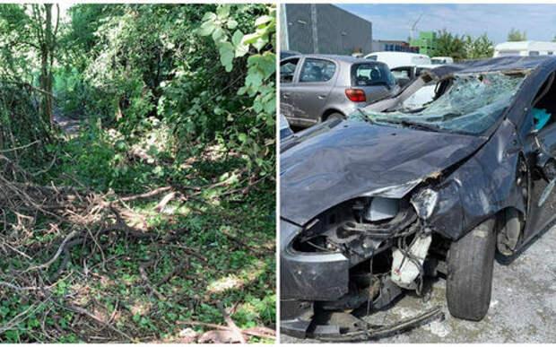 Шесть дней в разбитой машине. История спасения