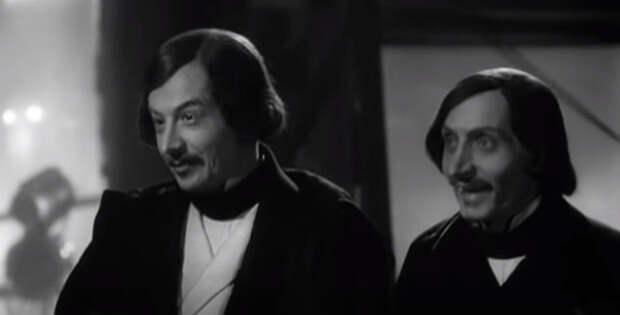 Георгий Вицин - главный Гоголь советского экрана