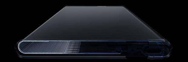 Oppo X 2021 стал первым смартфоном со сворачивающимся экраном