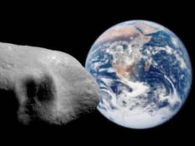 К Земле приближается астероид размером с пирамиду Хеопса