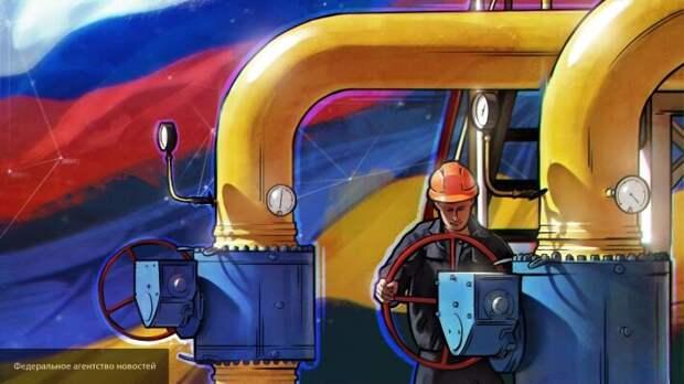 Сазонова: Россия вряд ли будет использовать украинские хранилища для своего газа