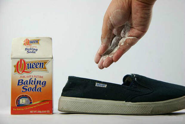 Освежить обувь без стирки. | Фото: Newsland.