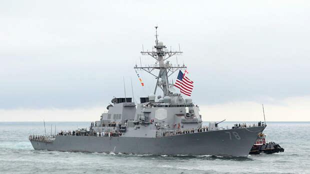 США и НАТО отправляют эсминцы в акваторию Черного моря из-за Украины