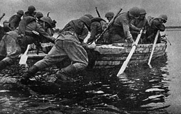 Битва за Днепр: думать и помнить или верить шароварным «историкам»?
