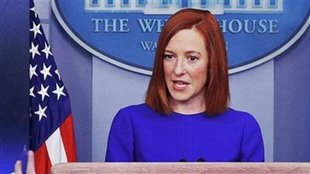 """Белый дом признал трудность задачи помешать завершению """"Северного потока 2"""""""