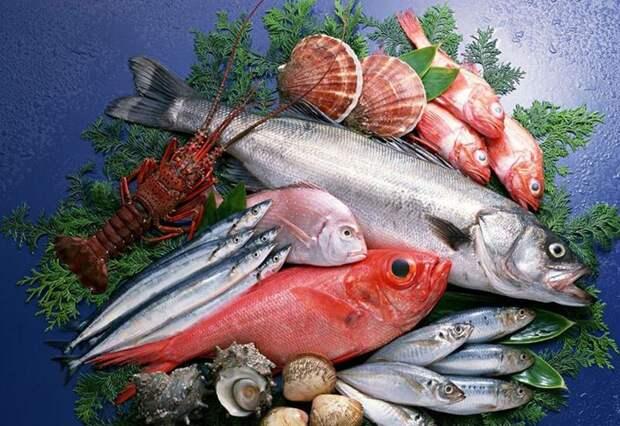 Противопоказания рыбной диеты