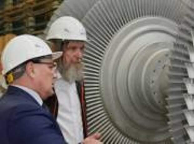 Путешественник и мореплаватель Федор Конюхов посетил Уральский турбинный завод