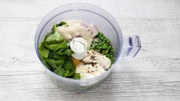 Зеленые фрикадельки готовлю всё лето. Мои дети просят ещё и еще