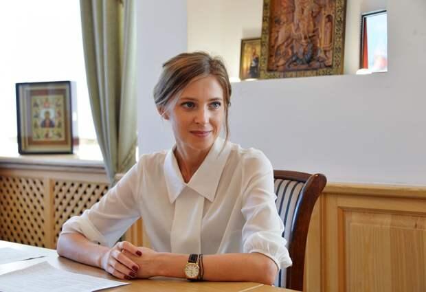 Поклонская неожиданно рассказала, как украинцы умоляют ее о помощи