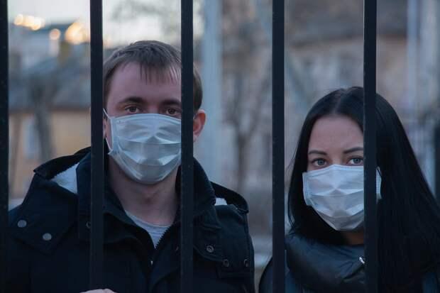 В России продлили масочный режим до 2022 года