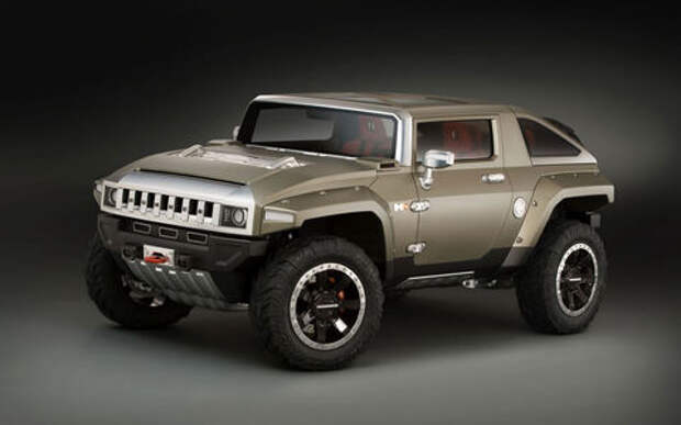 Hummer вернется? GM разрабатывает конкурента Jeep Wrangler