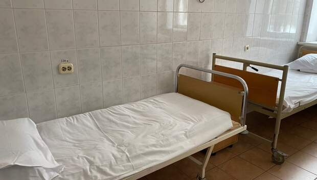 Медцентр на базе военного госпиталя в Подольске сможет принимать гражданских