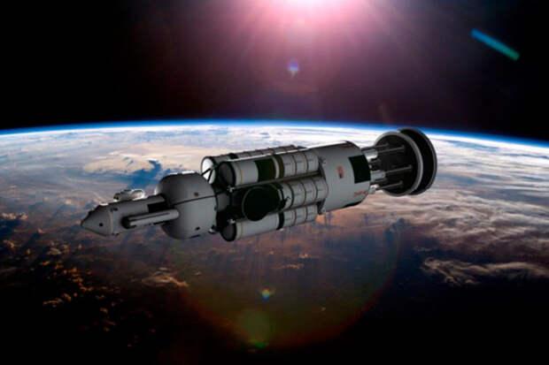 Взрыволетный «Орион»: как Штаты планировали после войны покорить космос