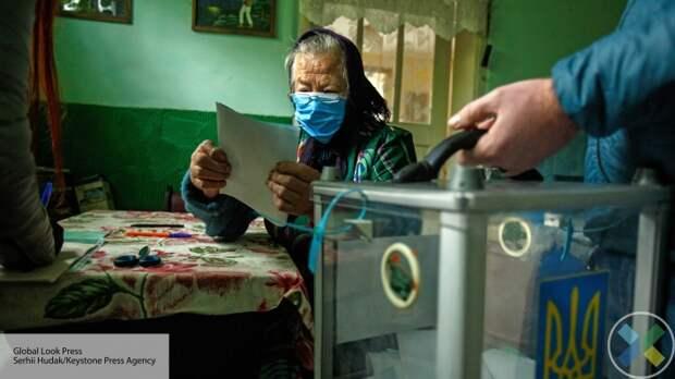 54 нарушения избирательного процесса на местных выборах УКраины