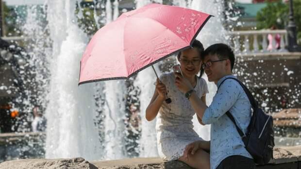 Жителей Москвы ожидает тепло до +30 градусов во второй половине июня