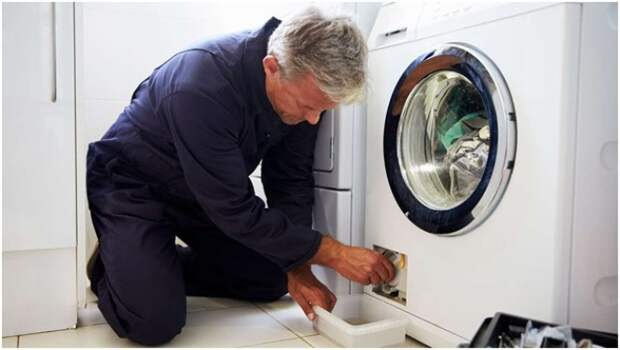 Как почистить стиральную машину от накипи в домашних условиях (14 фото)