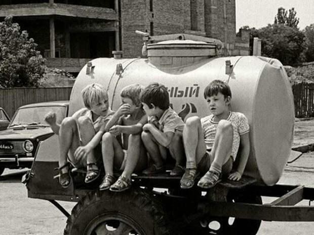 Фото №10 - Как спасались от жары в СССР (ностальгическая галерея)