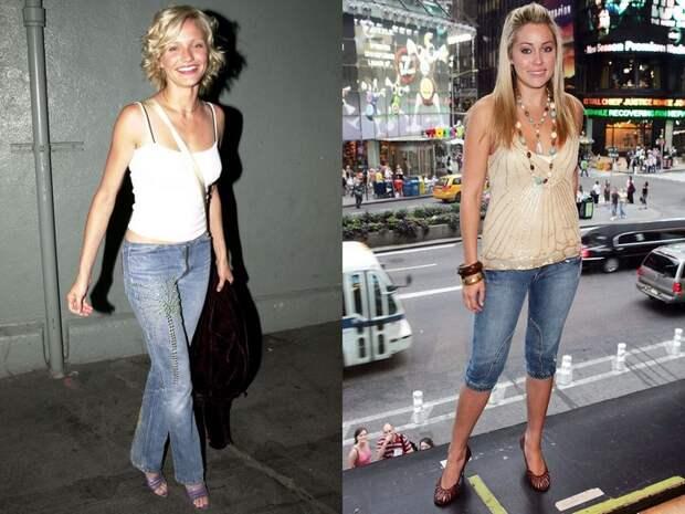 Как эволюционировали джинсы запоследнее столетие