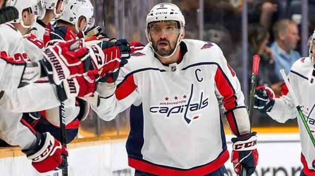 Дубль Кузнецова и гол Овечкина принесли «Вашингтону» победу над «Колорадо» в матче НХЛ