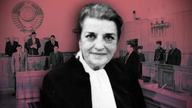 Как адвокат Дина Каминская защищала советских диссидентов