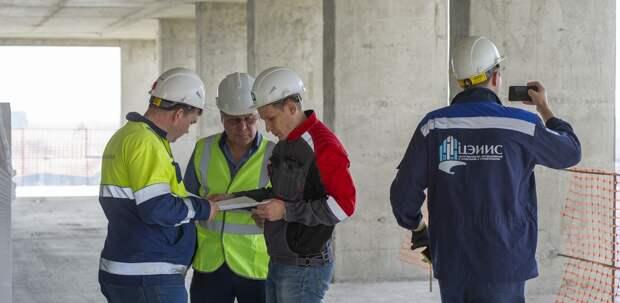 Эксперты проверили здание конечной станции в районе Марьино