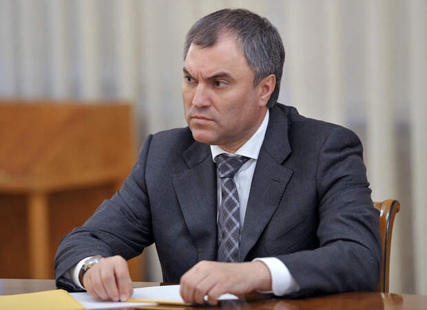 Володин Вячеслав Викторович... кто он и как пришел во власть..