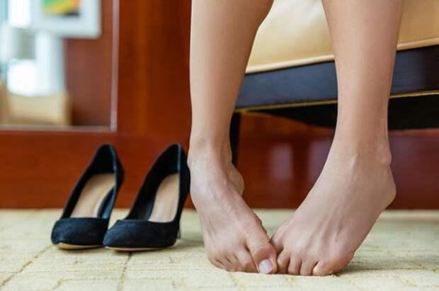 На какие заболевания укажет состояние ног