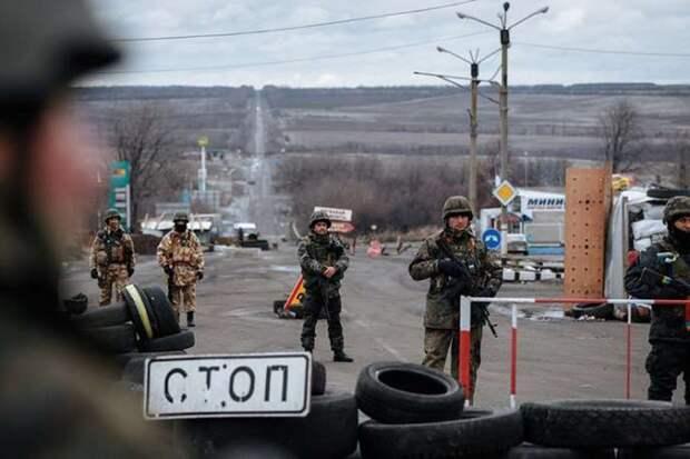 Лавров прошелся по украинцам, устроившим блокаду Донбасса