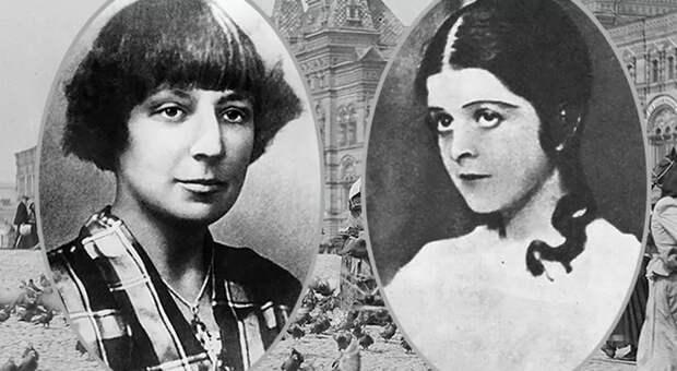 «Любовь вженском обличии» Марины Цветаевой. Какие отношения связывали поэтессу сактрисой Софьей Голлидэй?